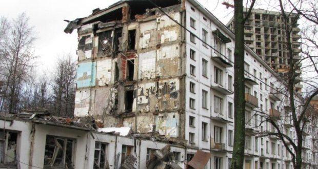 Реновация в регионах: как будут сносить дома?