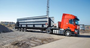 Последняя партия металлоконструкций блоков для Крымского моста