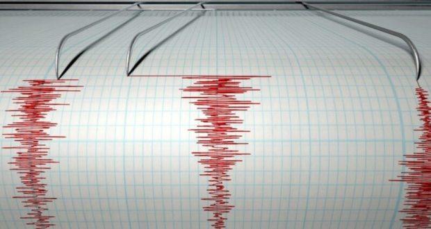 В Азовском море произошло землетрясение магнитудой 4,7