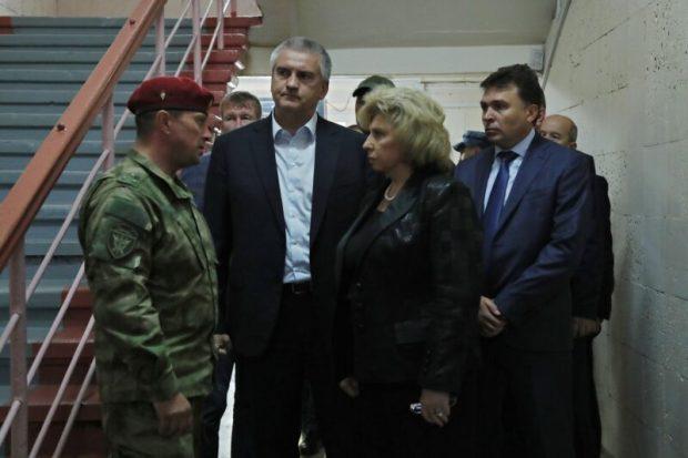 Омбудсмен РФ и Глава Республики встретились со студентами и педагогами Керченского политеха
