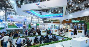 Сергей Аксёнов посетил агропромышленную выставку «Золотая осень» в Москве