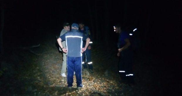 Искали и эвакуировали. Инцидент в районе водопада Головкинского