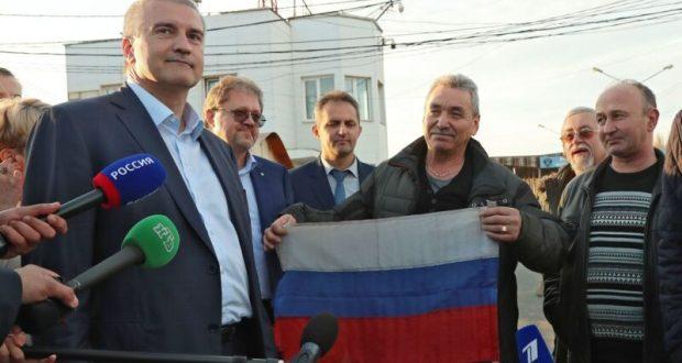 Как возвращали в Крым моряков «Норда»