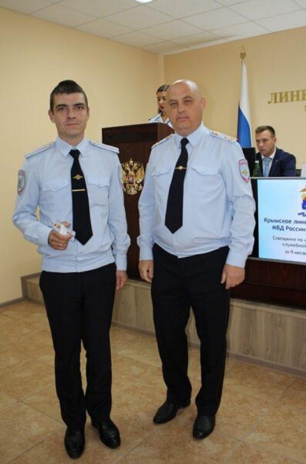Транспортные полицейские Крыма подвели итоги работы за 9 месяцев 2018 года