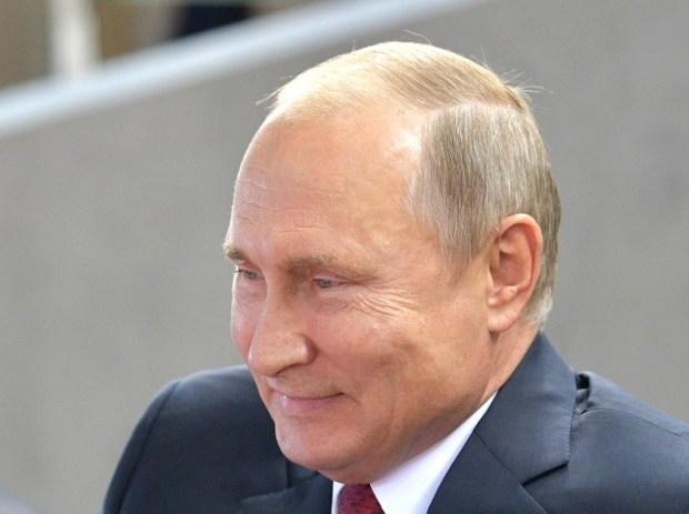 Владимиру Путину – 66