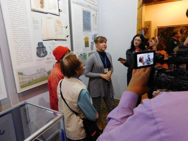«От бересты до бумаги» - новая выставка в Керчи