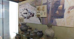 В Керчи представили артефакты античного городища Белинское