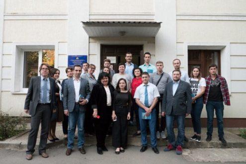 Крымский федеральный университет имени Вернадского отмечает вековой юбилей