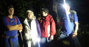 Рекорд «бабьего лета» в Крыму: в воскресенье в горах спасли десять туристов