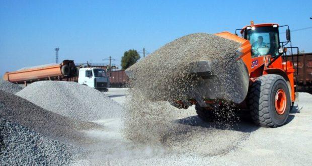 Абхазия поставит в Крым около 600 тысяч тонн песка и щебня до конца 2019 года