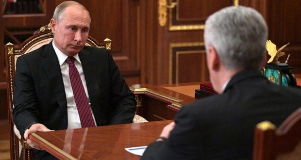 Владимир Путин: юридически Севастополь всегда был российским