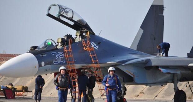 Самолеты морской авиации Черноморского флота отработали уничтожение отряда кораблей