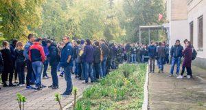 В Керченском политехническом колледже возобновили занятия
