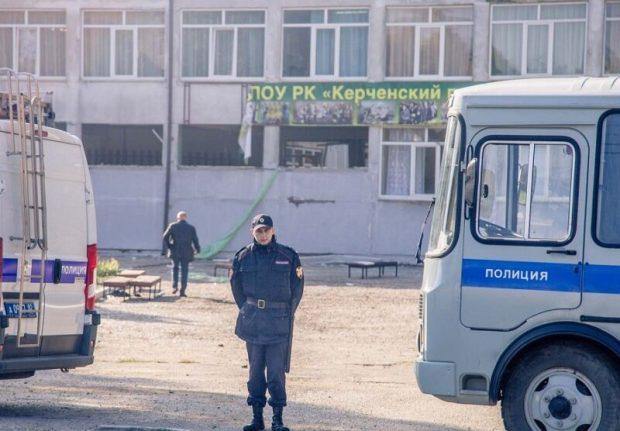 Что происходит в Керченском политехническом колледже сейчас