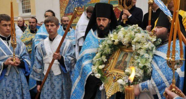 В Крыму с 27 октября по 5 ноября пройдёт Крестный ход с иконой Божией Матери
