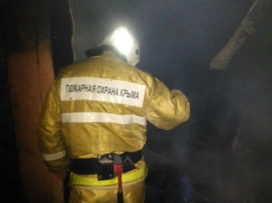 Полуночный пожар в Симферополе. Эвакуированы 20 человек