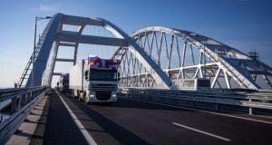 Последует ли снижение цен в Крыму за открытием грузового движения по мосту через Керченский пролив