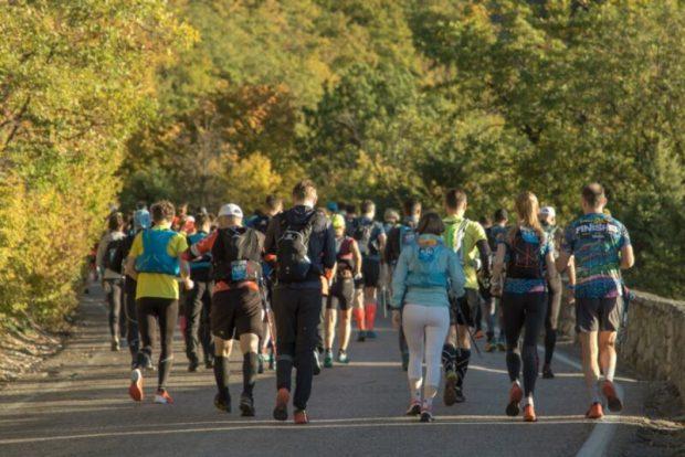 В Севастополе прошёл финальный этап «Crimea X Run 2018»