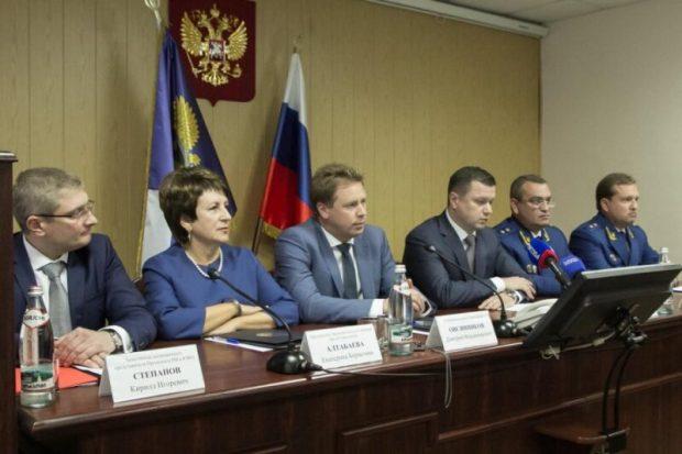 Новый прокурор Севастополя Марк Большедворский приступил к работе