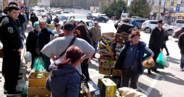 """В Севастополе """"прошерстят"""" зоны незаконной стихийной торговли. Внепланово"""