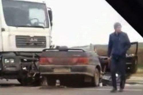 Ехо м почти попали в аварию
