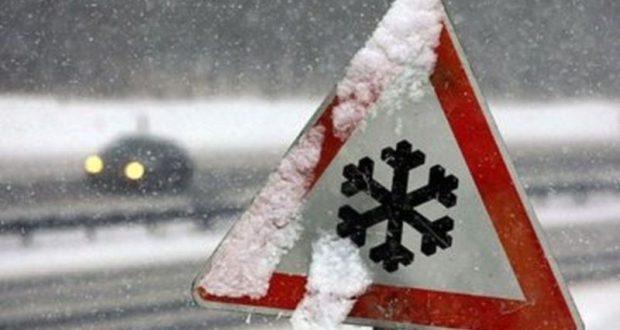 В Крыму холодает. Спасатели просят не рисковать на дорогах, на воде и в горах