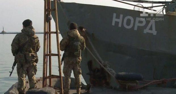 Украина повторно выставит сейнер «Норд» на торги. Крымский владелец не теряет надежды вернуть судно