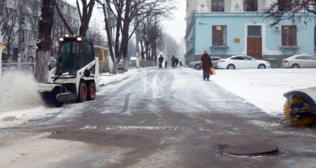 """Погода: Скандинавский антициклон """"устроил"""" в Крыму зиму"""