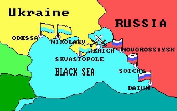 Провокация и задержание в Керченском проливе. Могло быть иначе? Легко