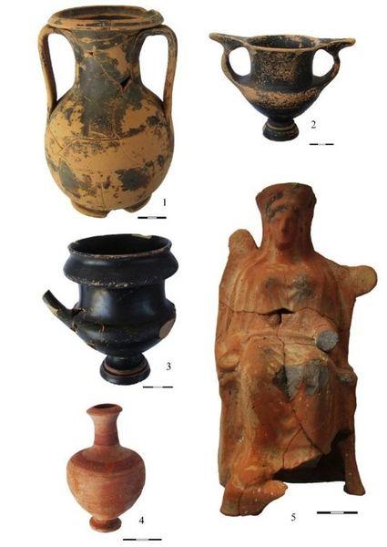 Один из итогов археологического сезона в Крыму – усадьба времен Боспорского царства