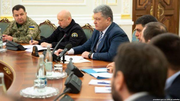 Военное положение на Украине. И что дальше