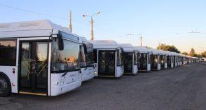 Для Симферополя закупят еще 100 новых автобусов