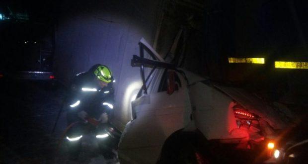 На трассе Старый Крым - Грушевка столкнулись КАМАЗ и ГАЗель. Один водитель погиб