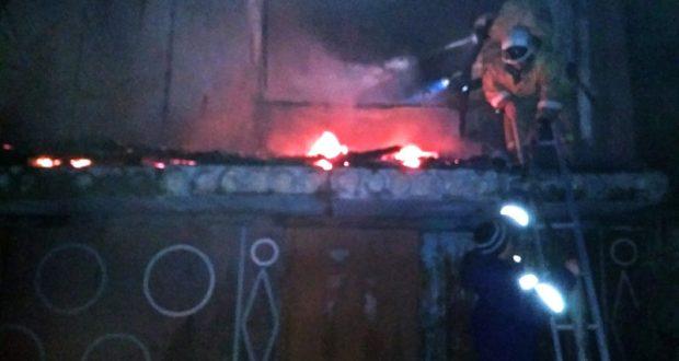 Ночной пожар в крымском селе Скалистое. Что мешало огнеборцам
