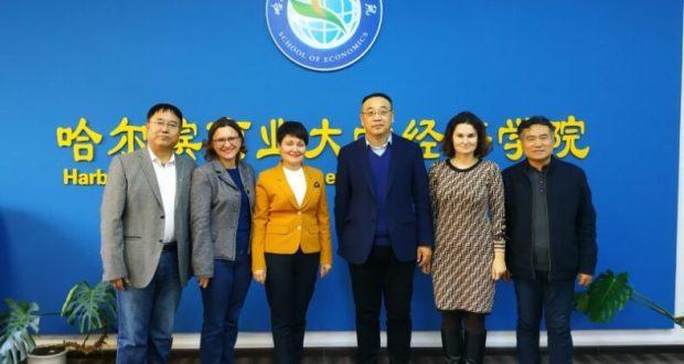 КФУ и ведущий университет Китая подписали соглашение о сотрудничестве