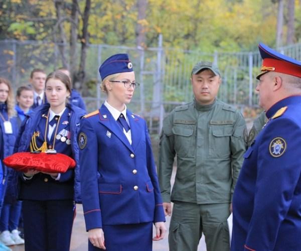 "В ""Артеке"" сотрудники Следственного комитета открыли Криминалистический центр"