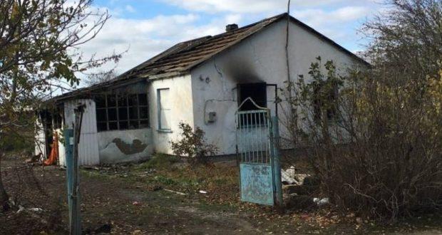 В Крыму на пожаре погиб грудной ребенок