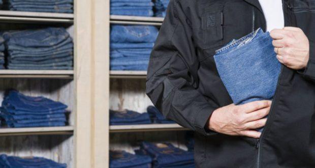 В Севастополе краснодарец воровал вещи из магазинов одежды