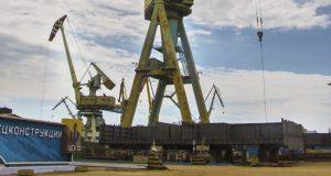 """На керченском судостроительном заводе """"Залив"""" строят танкеры. Слухам вопреки"""