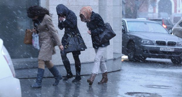Внимание! 19 ноября в Крыму - сильные дожди и усиление ветра