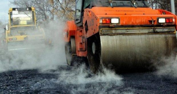 Непогода – не причина для переноса сроков сдачи отремонтированных дорог в Симферополе