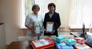 Нотариальная палата Севастополя и марафон добрых дел, приуроченный ко Дню правовой помощи детям