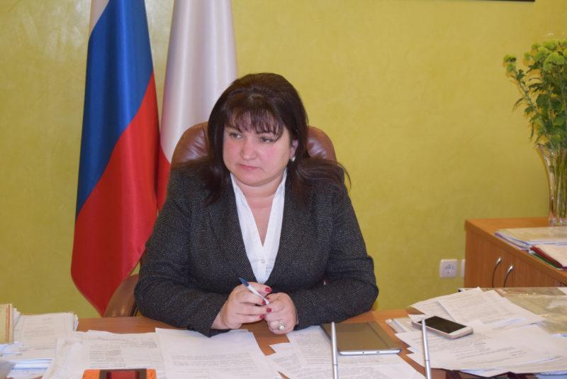 Первый заместитель главы администрации Симферополя Ирина Бойко уйдёт в отставку
