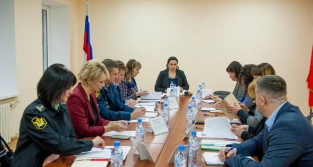 При Управлении Минюста России по Севастополю состоялось заседание Координационного совета