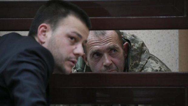 Киевский райсуд Симферополя отправил под стражу на 2 месяца украинских военных моряков
