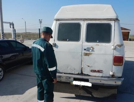 Крымские таможенники пресекли вывоз более 1,5 тонн дизельного топлива
