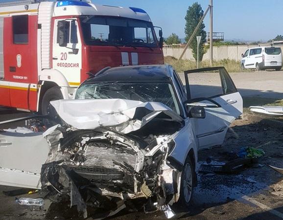 Аварийная суббота, аварийная неделя, аварийный год. «Ад» на дорогах Крыма