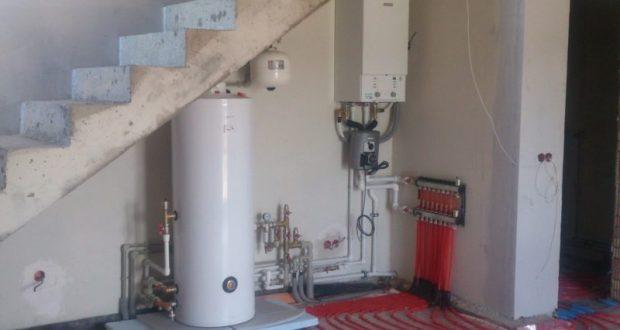 """Система газового отопления - когда котёл """"делает погоду"""" в доме"""