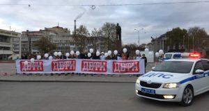 Акция «Ноль ДТП – наша цель» прошла в Симферополе