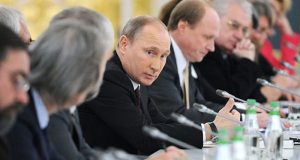Президент России Владимир Путин утвердил новый состав Совета по культуре и искусству